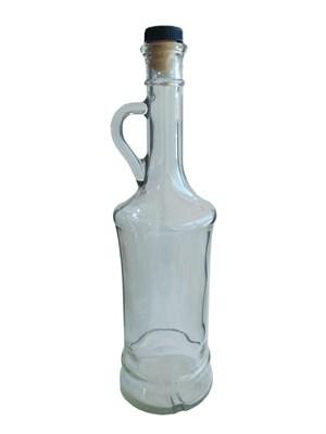 Бутылка 0,7л Рим с ручкой - фото 21610
