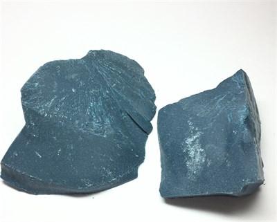 """Сургуч бутылочный """"Стеклофор"""" синий 100 гр - фото 21672"""