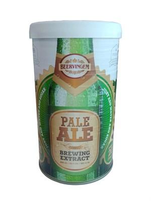 """Солодовый экстракт Beervingem """"Pale ale"""" 1,5 кг - фото 21987"""