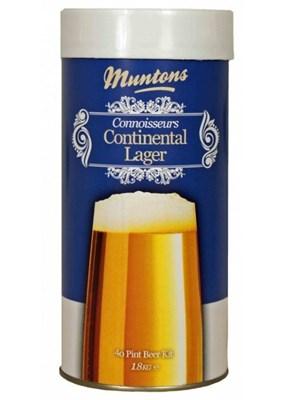 Пивная смесь Muntons Continental Lager 1,8 - фото 22059