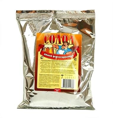 Солод ржаной ферментированный 300 гр Русквас - фото 22348