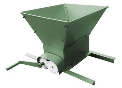 Дробилка механическая для винограда ДВ-3, 100-300кг/час (РОССИЯ) - фото 22351