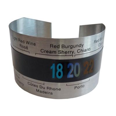 Термометр для вина (на бутылку) - фото 22462