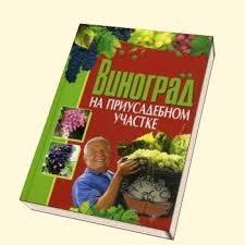 "Книга ""Виноград на приусадебном участке"" И.Демин - фото 5819"