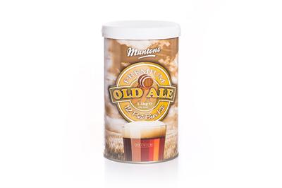 Пивная смесь Muntons Old Ale 1,5 - фото 5827