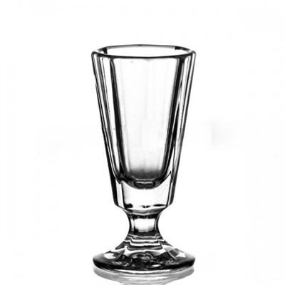 Рюмки граненые 50 гр. стекло 6 шт. 102801 - фото 6485