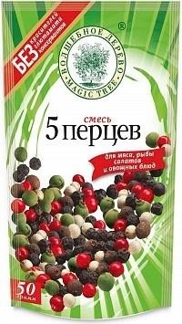 """""""5 Перцев"""" 50 гр. ВД - фото 6661"""