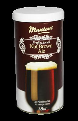 Пивная смесь Muntons Nut Brown 1,8 - фото 6882
