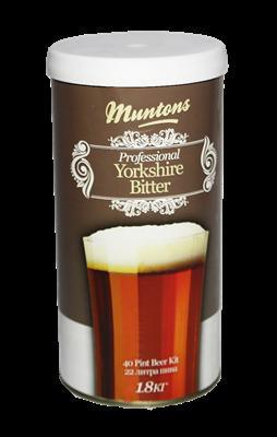 Пивная смесь Muntons Yorkshire Bitter 1,8 - фото 6883