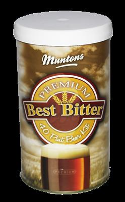 Пивная смесь  Muntons Bitter 1,5 кг - фото 6884