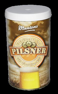 Пивная смесь Muntons Pilsner 1,5 - фото 6885