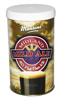 Пивная смесь Muntons Midland Mild 1,5 - фото 6887