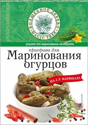 Приправа для маринования огурцов 35 гр. ВД - фото 6905