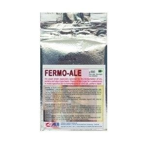 Дрожжи активные пивные Fermo-ale 0,5 кг - фото 7095