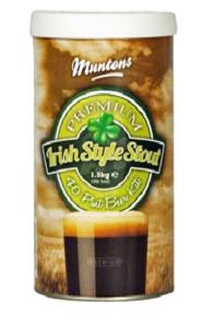 Пивная смесь Muntons Irish Stout 1,5 - фото 7134