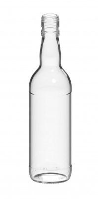 """Бутылка """"Виски"""" 0,5 бесцветная - фото 7149"""
