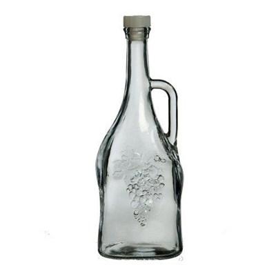 """Бутылка стеклянная """"Магнум"""" 1,5 л - фото 7484"""