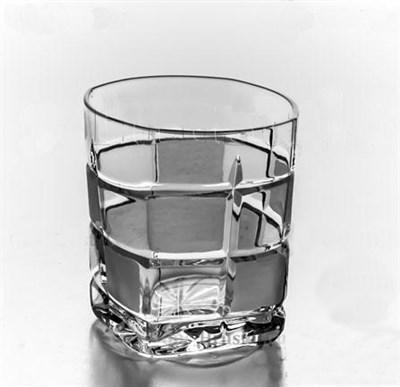 Стаканы для виски хрусталь (6 шт по 250 гр.) - фото 7640