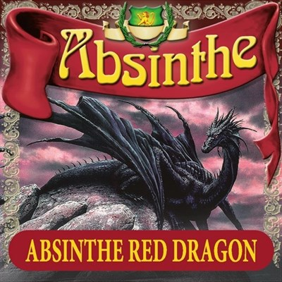 Эссенция Absinthe Red Dragon - фото 8033