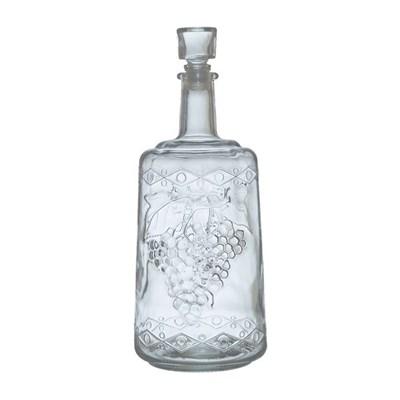 """Бутылка стеклянная """"Традиция"""" 1,5 л - фото 8158"""
