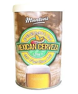 Пивная смесь Muntons Mexican Cerveza 1,5 кг - фото 8403