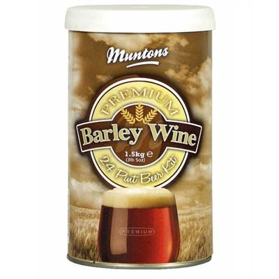 Пивная смесь Muntons Barley Wine Kit 1,5 кг - фото 8405