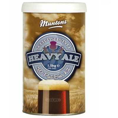 Пивная смесь Muntons Heavy Ale 1,5 кг - фото 8406