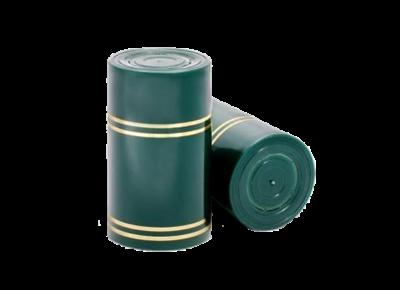 """Колпачок с дозатором типа """"ГУАЛА"""" зеленый 10 шт. - фото 8908"""