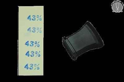 Штамп для этикеток 43% - фото 8939
