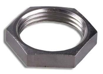 Гайка стальная ДУ 15 - фото 9478