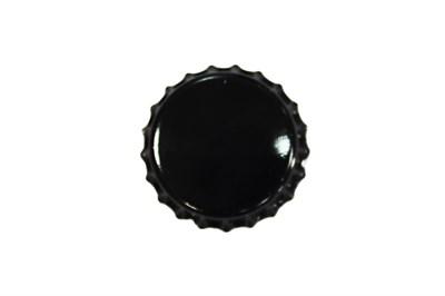 Кроненпробки черные, 80 шт - фото 9702