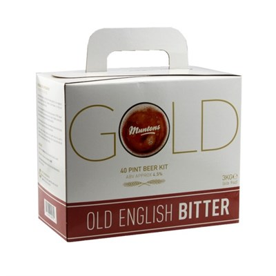 Пивная смесь Muntons Old English Bitter 3 кг - фото 9749