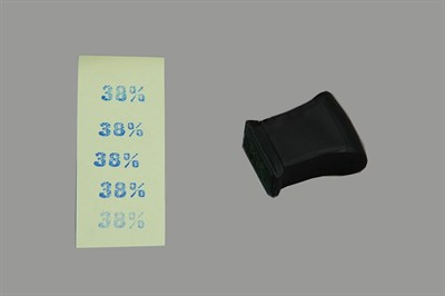 Штамп для этикеток 38% - фото 9794