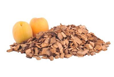 Щепа фруктовая (абрикос), 1 кг - фото 9895
