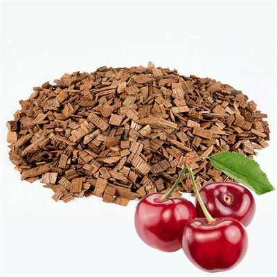 Щепа фруктовая обжаренная (вишня), 1 кг - фото 9900