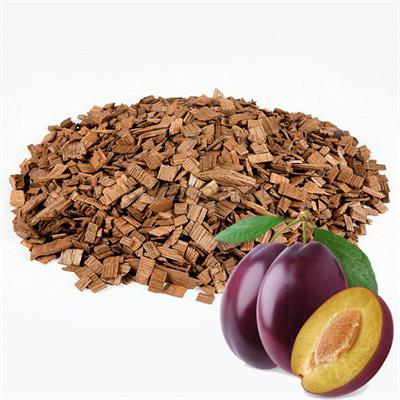 Щепа фруктовая обжаренная (слива), 1 кг - фото 9901