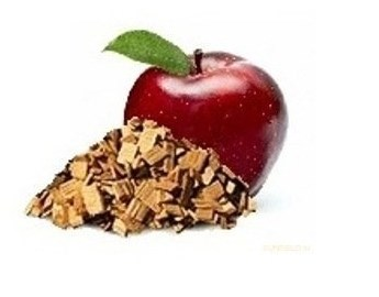 Щепа фруктовая обжаренная (яблоня) 50 гр - фото 9905