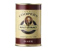 Неохмеленный солодовый экстракт Coopers Dark Malt 1,5 кг