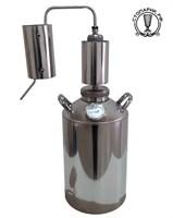 Дистиллятор Лидер Премиум Экспорт 20/100/t РС