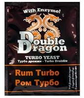 Турбо-дрожжи DoubleDragon Rum 72 гр.