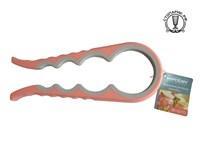 Открывалка для завинчивающихся крышек (4 диаметра)