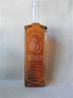 Бутылка Гранит 1,0 л с гравировкой