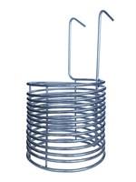Чиллер 10 мм длина 12 м для котлов от 50 литров