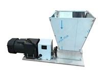 Мельница для солода двухвальцовая 30 мм с бункером электрическая 220В