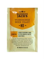 Дрожжи Mangrove Jacks Craft Series Yeast - Workhorse M10