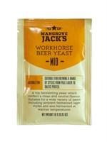 Дрожжи Mangrove Jacks Craft Series Yeast - Workhorse M10