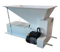 Дробилка электрическая с гребнеотделителем крашенный бункер ENO 3M Fero