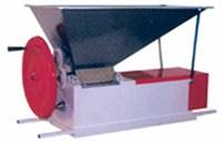 Дробилка ручная с гребнеотделителем нержавеющий бункер ENO 3 Inox