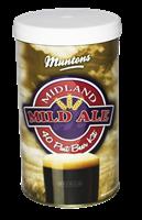 Пивная смесь Muntons Midland Mild 1,5