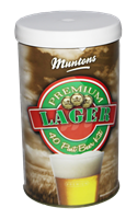 Пивная смесь Muntons Lager 1,5